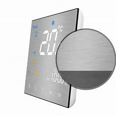 Moeshouse 6000 Wifi Smart Thermostat Water by Moeshouse Bht 3000 Wifi Smart Thermostat Temperature