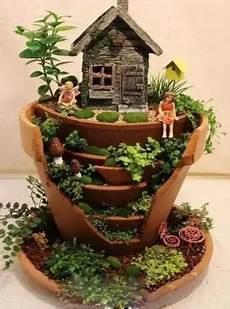 Miniature Houses Original Garden Designs Floral Coco Style