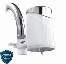 filtro depuratore acqua rubinetto tapp 1 depuratore per l acqua da rubinetto di tapp water