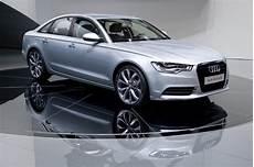 Winding Road Look 2012 Audi A6 Hybrid