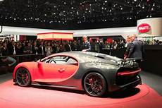 Who Is Chiron by Bugatti Cranks Up The Chiron New Sport 300