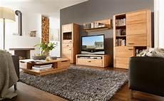 Moderne Massivholzmöbel In Eiche - wohnzimmerm 246 bel massivholz