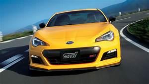 Subaru BRZ TS Boasts STI Performance Cosmetic Bits