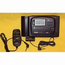 aiwa cassette player aiwa cassette player review daily giz wiz episode 760