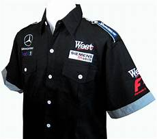 Mercedes Formula 1 Clothing