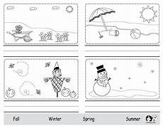 season worksheets for kindergarten 14894 image result for four seasons preschool worksheets early childhood ideas worksheets