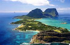 top world travel destinations lord howe island australia