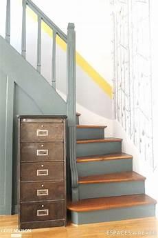peindre un escalier en blanc peindre un escalier en bois en blanc