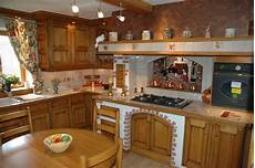 modele de cuisine rustique d 233 co deco cuisine luxe