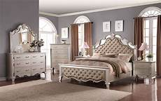 Traditional 5pc Bedroom Set W Options