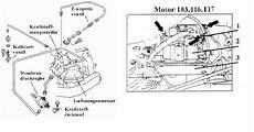 w203 schaltplan anlasser wiring diagram