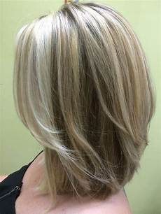 15 inspirations of medium layered bob hairstyles