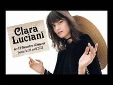 Clara Luciani Quot Comme Toi Quot Miniconcert Quot Monstre D Amour