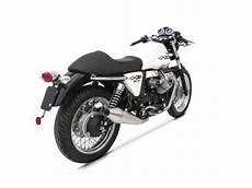 Moto Guzzi V7 Racer Zard Auspuff