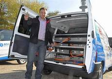 modified citroen berlingo electric sets range record