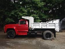 Ford Other Pickups Dump Truck 1973 Red For Sale