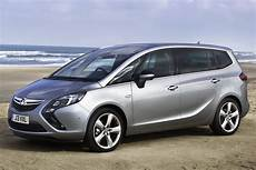 all new 2012 opel zafira 7 seater minivan with revised car