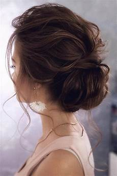 Low Bun Hairstyles For Weddings