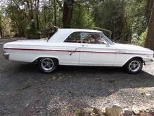 Seller Of Classic Cars  1964 Ford Fairlane White/blkvelour