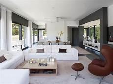 Wohnzimmer Mit Offener Küche - wohnzimmer mit offener design k 252 che wohnideen k 252 chen