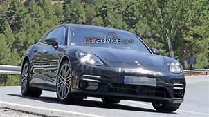 2021 Porsche Panamera Sport Turismo Spied  CarAdvice