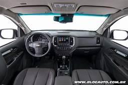Chevrolet Trailblazer 2017 Muda Visual E Interior  BlogAuto