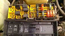 97 jeep wrangler fuse box diagram diy auxiliary pdc fuse box jeep wrangler tj forum