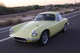 Driving Impression 1960 Lotus Elite  And Cars