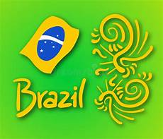 simbolos naturales de brasil s 237 mbolo del brasil ilustraci 243 n del vector ilustraci 243 n de federaci 243 n 41684278