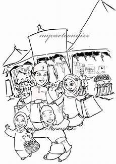 Mycartoonnizz Kartun Mewarna Untuk Kanak Kanak