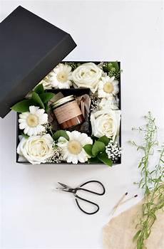 Flower Box diy flower gift box flower box gift diy gift box diy