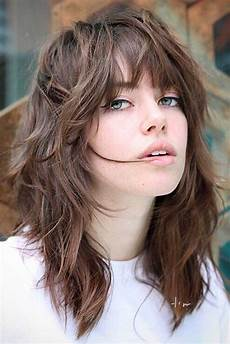 easy medium length hairstyles 30 ideas of how to sport popular shag hairstyles today