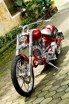 Modifikasi Harley by Modif Motor Harley Davidson Pro Modification