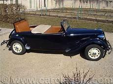 citroen traction a vendre citroen traction 15 6 convertible replica by lecoq