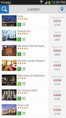 trivago the hotel search android apps play