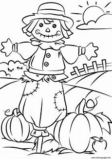 autumn fall coloring pages printable