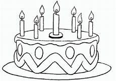 Kinder Malvorlagen Torte Torte Zum Geburtstag Bild Zum Ausmalen Ausmalbilder F 252 R