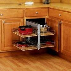 Alternatives To Kitchen Base Cabinets by Corner Cabinet What A Great Alternative To The Lazy Susan