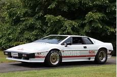 Lotus Esprit Turbo - sold lotus esprit turbo coupe auctions lot 20 shannons