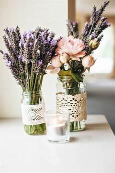Dekorieren Mit Lavendel - 1001 ideen wie sie eine elegante tischdeko selber machen
