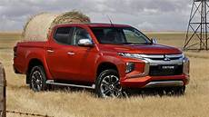 mitsubishi triton 2019 revealed car news carsguide