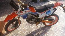 Modifikasi Klx 150 Bf Supermoto by Klx Bf Se Xtreme Modif Supermoto