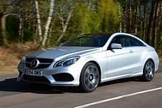 Gebrauchtwagen Mercedes E Klasse - mercedes e class coupe 2014 review auto express