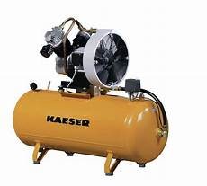 kaeser eurocomp epc 420 2 250 druckluftkompressor liegend