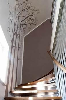 Farben Treppenhaus Beispiele - farbgestaltung flur treppenhaus