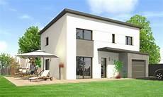 Prix Maison Moderne Construire Une Maison Moderne Maisons Clefs D Or