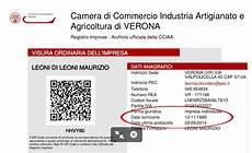 commercio registro imprese visura hilight iscrizione amico antennista