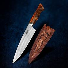 Handmade Kitchen Knives Uk Fzizuo 7inch Damascus Chef S Knife Japanese Gyuto Knives