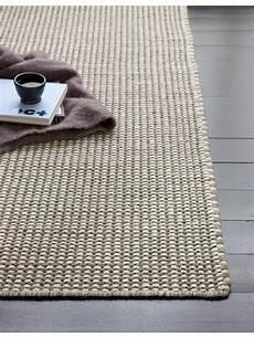 Wollteppich Trento Grau Teppich Skandinavisch