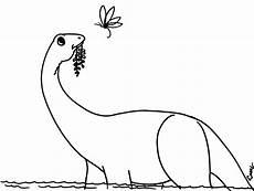 brontosaurus coloring page at getcolorings com free